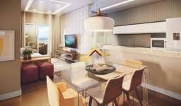 Apartamento com 2 dormitórios à venda, 70 m² por R$ 363.000 - Centro - Praia Grande/SP