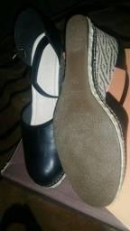 Sapato preto 38 novo