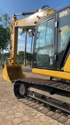 Escavadeira Hidráulica-Caterpillar NOVA