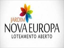 Terreno a venda Três lagoas ms, barro Nova Europa
