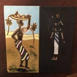 2 azulejos da Cerâmica São Caetano