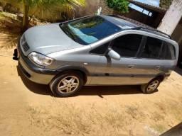 Chevrolet zafira 2002/2003 manual, 7 lugares completa, 2.0
