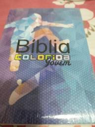 Bíblia masculina jovem Bvbooks
