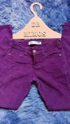 Kit calça + saia tamanho 36