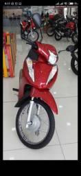 Moto Honda Feirão Biz 110 entrada Zero