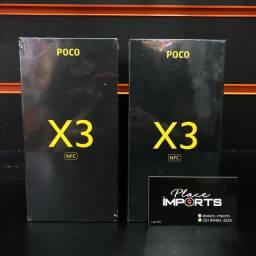 Poco X3 128gb, loja física e entregamos em toda Bh e região.