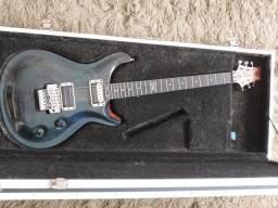 Guitarra handmade, estilo prs
