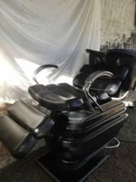 Lavatório Massageador para Salão de Beleza