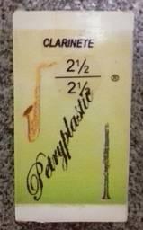 Palheta Clarinete Petry 2,5m/m