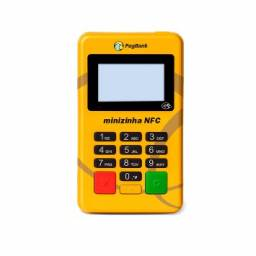 Minizinha NFC - Lançamento PagSeguro