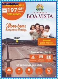 Título do anúncio: Loteamento Boa Vista- Construções Liberadas-@!#@