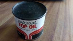 Decorativa Lata Oleo Bardahl Top Oil 100ml Antiguidade