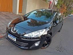Peugeot 408 feline Black Edition / teto solar / 4pneus novos / duvido outro igual / zerado