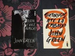 Kit de Livros John Green