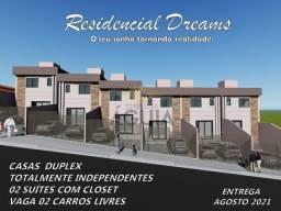 Casa à venda com 2 dormitórios em Vale das orquídeas, Contagem cod:5659