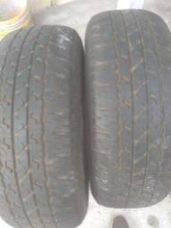 2 pneus 165/65/r17 para caminhonete