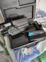 Filmadora VHS antiga