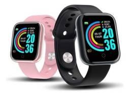 Título do anúncio: Novo Relógio Inteligente D20 y68