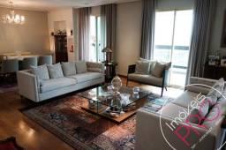 Título do anúncio: Apartamento 331m² 5 Dormitórios para Locação no Campo Belo