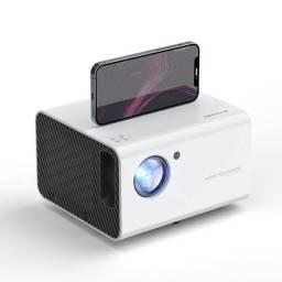 Título do anúncio: Projetor Full HD 1080p - Blitzwolf bw-vp14 com espelhamento Wi-Fi