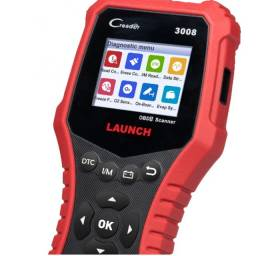 Scanner injeção Launch Creader 3008