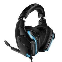 Headset Logitech G635 - Posso enviar
