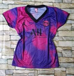 Camisa de time Feminina.