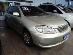 Corolla 2007 xei ja com gas valor imperdível!