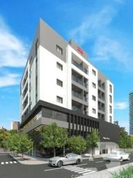 Apartamento em construção, 01 suíte + 01 dormitório, sacada com espaço gourmet, 01 vaga de