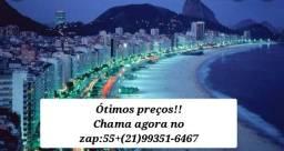 Título do anúncio: Temporada ótimo local em Copacabana* só pacotes* condições Imperdíveis confira
