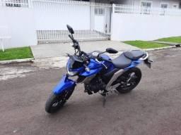 Título do anúncio: Yamaha Fazer 2019 baixa km