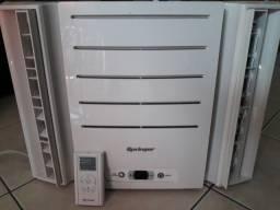 Título do anúncio: ar condicionado Springer com controle