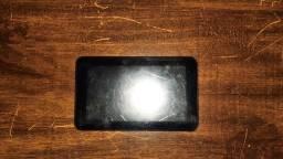 Título do anúncio: Tablet CCE motion.tab TR71 quebrado venda para troca de peças