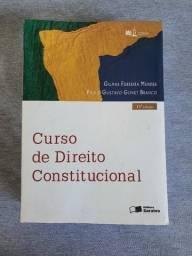 Título do anúncio: Curso de Direito Constitucional (Série IDP) - Gilmar Ferreira Mendes