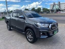 Toyota Hilux Srv Cd 4x4 Automatic Ano: 2019 Turbo Diesel Top de linha Igual a zero km