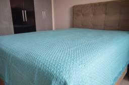 Colcha cama queen size