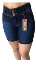 Título do anúncio: Short meia-coxa Feminina Desigual