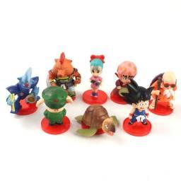 Boneco Dragon Ball Goku Bulma Mestre Kame Tartaruga Wcf miniatura