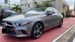 Mercedes A200 1.3 sedam flex ano 2019/2020 zerada c/teto solar auto luxo