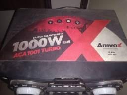 Título do anúncio: AMVOX 1000W TROCO OU VENDO