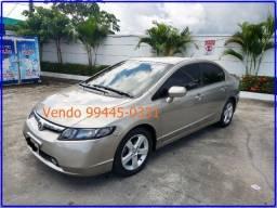 Título do anúncio: Honda Civic lxs 1.8 AT 2007 LXS Gasolina R$: 33 mil