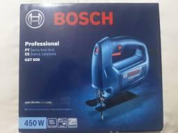 PROMOÇÃO - Serra Tico-Tico 450 BOSCH - GST650 (Lacrada)