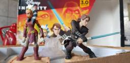 Título do anúncio: Wiiu Starter Pack Star Wars