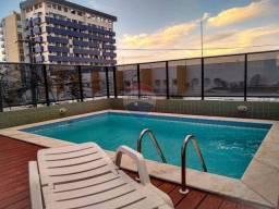 Título do anúncio: Apartamento para venda com 52 metros quadrados com 1 quarto em Ponta Negra -vista mar