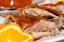Porco no cardápio de Páscoa