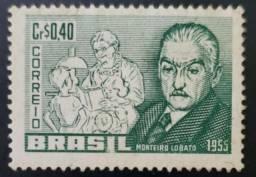 Selo Monteiro Lobato