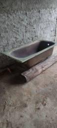 Título do anúncio: Banheira de ferro