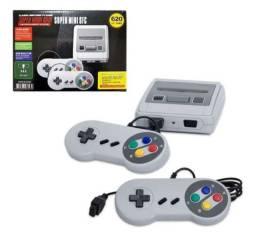Video Game Super Mini 620 Jogos Retro 8 Bits 2 Controles Nintendo