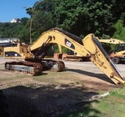 Título do anúncio: Escavadeira hidráulica 349DL