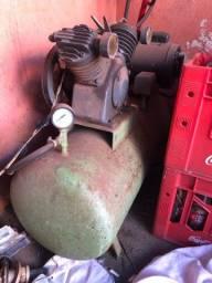 Compressor de ar 80 litros